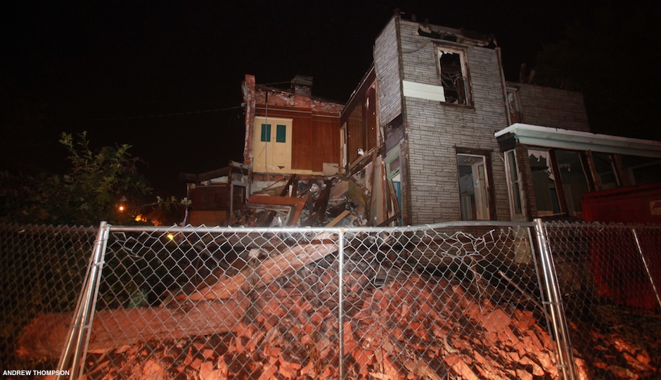 West Philly Building Collapse