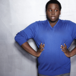alex newell glee banner