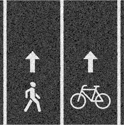 bike lane runners