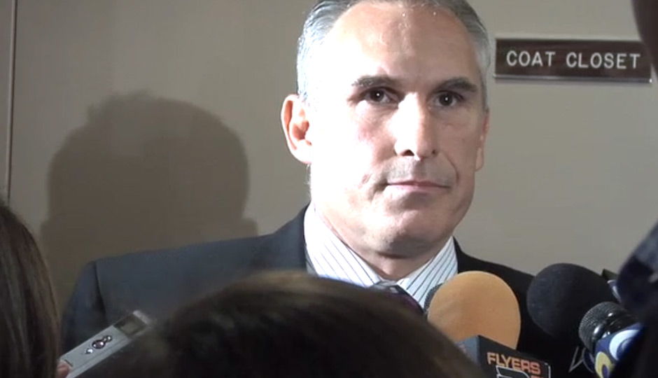 Craig Berube press conference