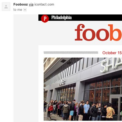 foobooz-newsletter