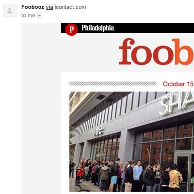 foobooz-newsletter
