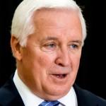 PA Governor Tom Corbett