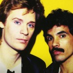 Hall and Oates album cover for Private Eyes, the Very Best of Hall and Oates