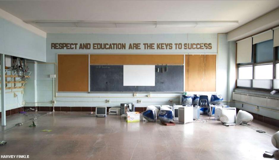 Philadelphia School Closings Photo Collective Finkle