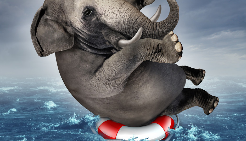 A lifeboat for the Philly elephant? | Shutterstock.com