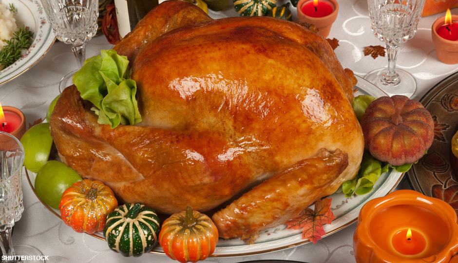 Where to Get Your Thanksgiving Turkey (or Entire