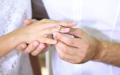 Is splitting the cost of an engagement ring becoming a thing?