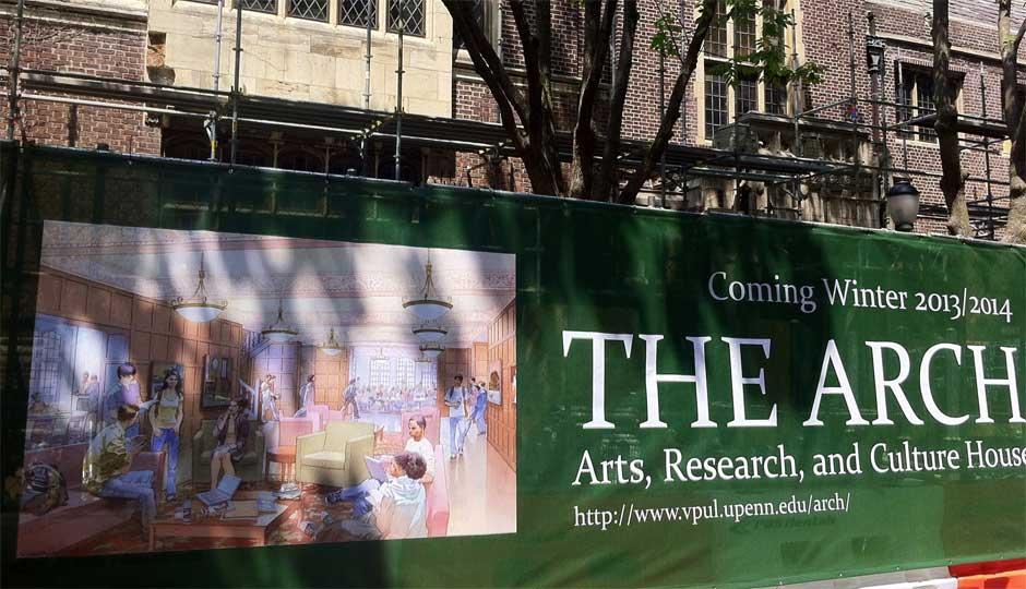 Photo via the University of Pennsylvania.