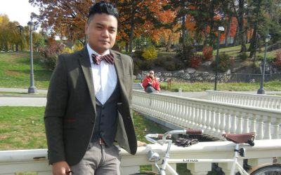 Tim Quirino, Tweed Ride 2013