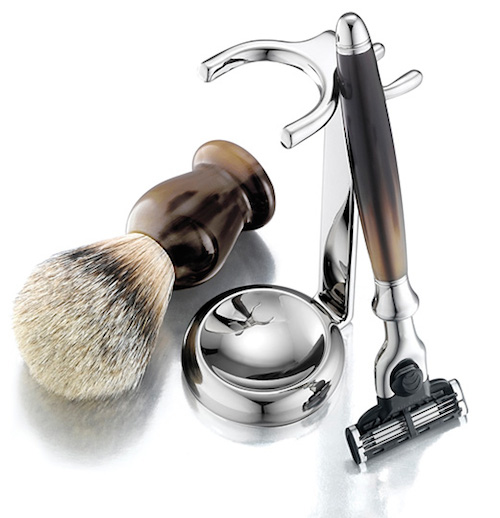 ART OF SHAVING CLASSIC HORN SHAVING SET