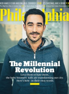 December 2013 Millennials Cover