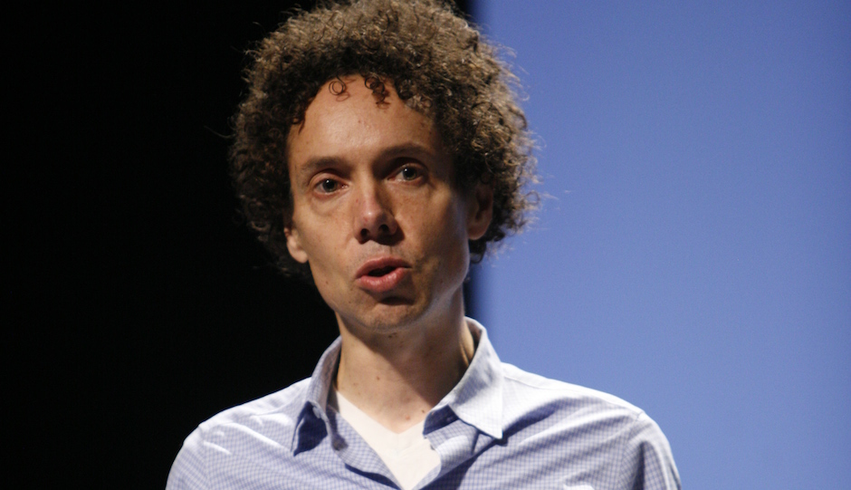 "Malcolm Gladwell.  Photo | <a href=""http://www.flickr.com/photos/poptech2006/2967350188/"" target=""_blank"">Kris Krug</a>"