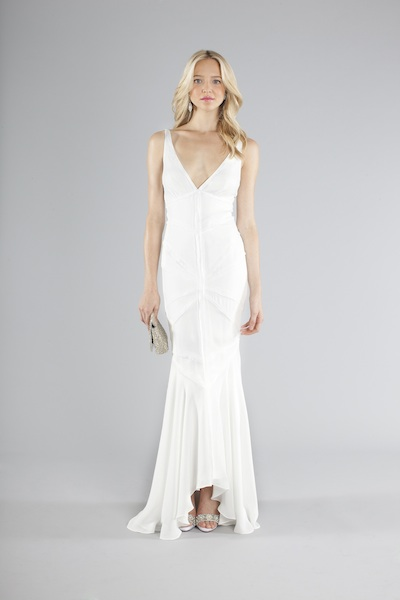 Style FJ0017 from Nicole Miller. Photo courtesy of the designer.