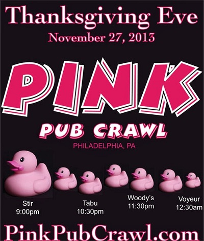 PinkPubCrawl