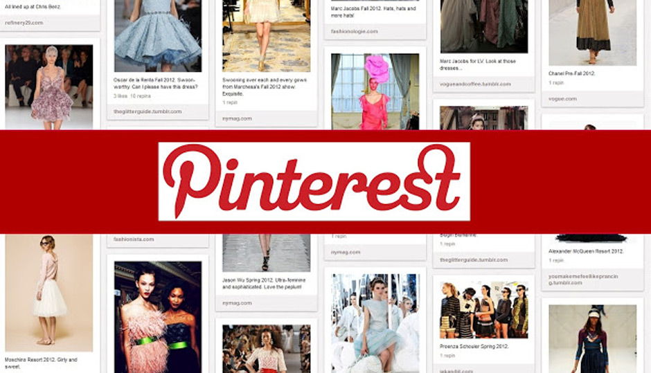 Pinterest Pages Like Pinterest is Sort of Like