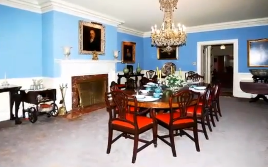 326 s 21st st dining room