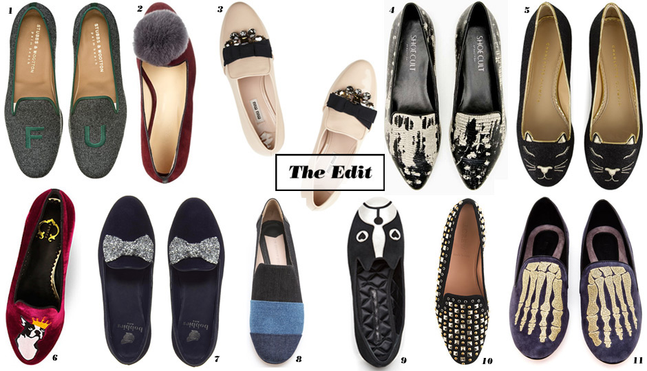 The Edit: Loafers