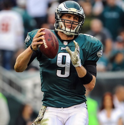 NFL: Washington Redskins at Philadelphia Eagles