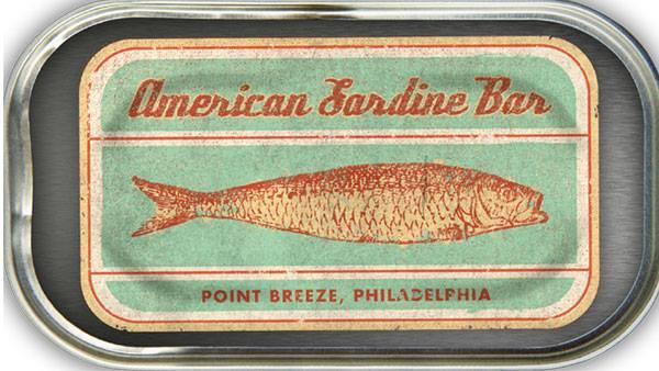 american sardine bar logo