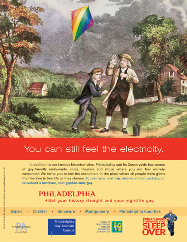 ben franklin rainbow copy