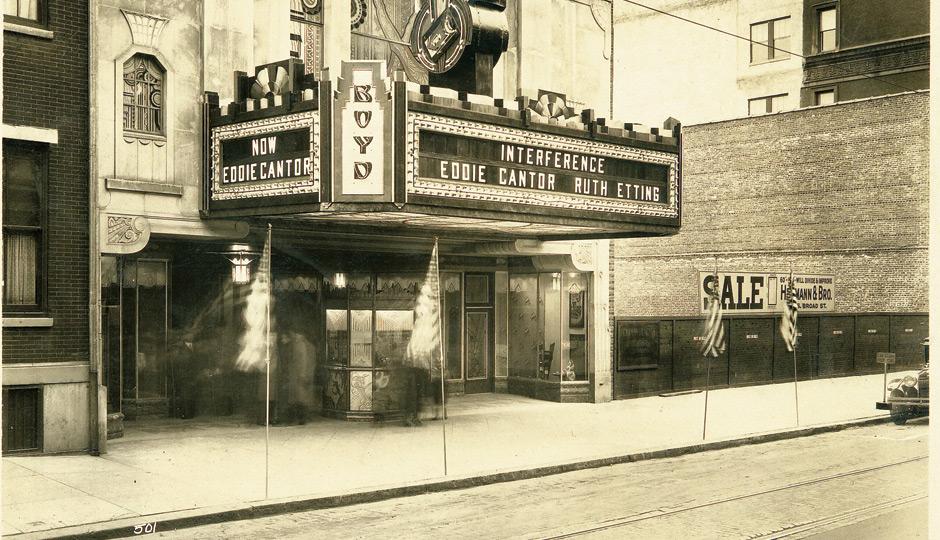 historic boyd theatre philadelphia