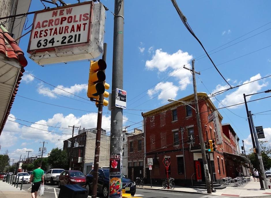 What is the williamsburg of philadelphia discuss for Fish town philadelphia