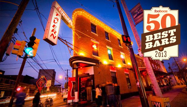 Johnny Brenda's, Best Bar in Philadelphia | Photo by M. Kennedy for GPTMC