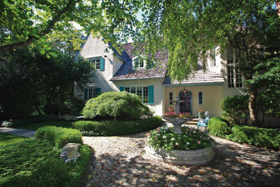 Front view of 55 Maher Lane, Newtown, PA