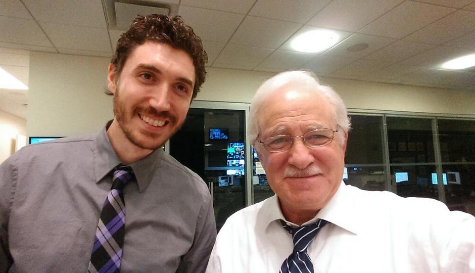 """Even <a href=""""https://twitter.com/Jim_Gardner/status/402636032887496704"""" target=""""_blank"""">Jim Gardner</a> takes selfies now"""