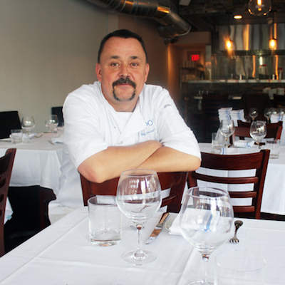 Chef Joncarl Lachman's Noord wins Best BYO. Photo courtesy of Michael Klein / philly.com.