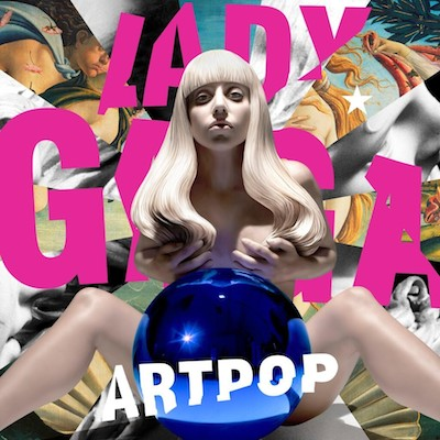 lady gaga artpop review