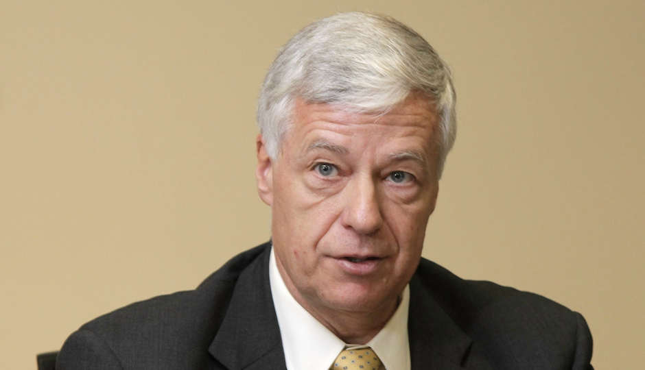 "In an op-ed, U.S. Congressman and Maine gubernatorial candidate Mike Michaud comes out of the closet, saying, ""Some want people to question whether I am gay. Allow me to save them the trouble with a simple, honest answer: 'Yes I am. But why should it matter?'"""