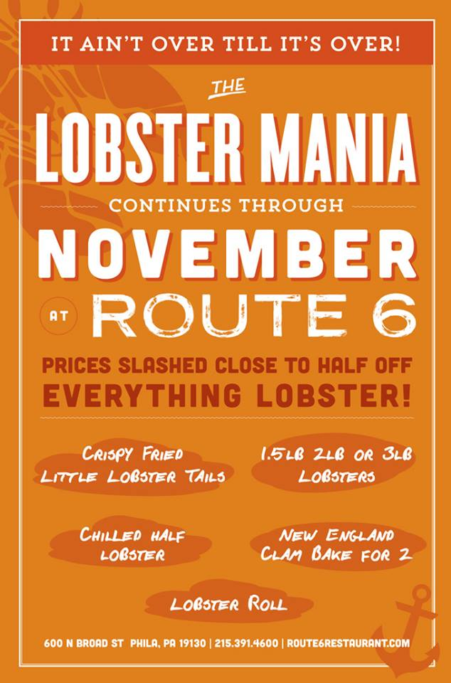 route 6 lobster deal