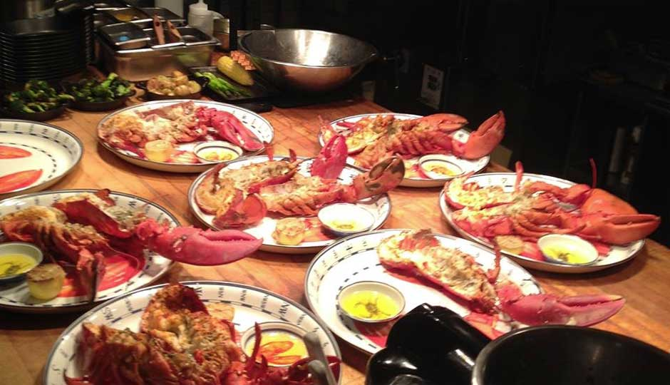 Lobster Month at Route 6 | Photo via Starr Restaurants