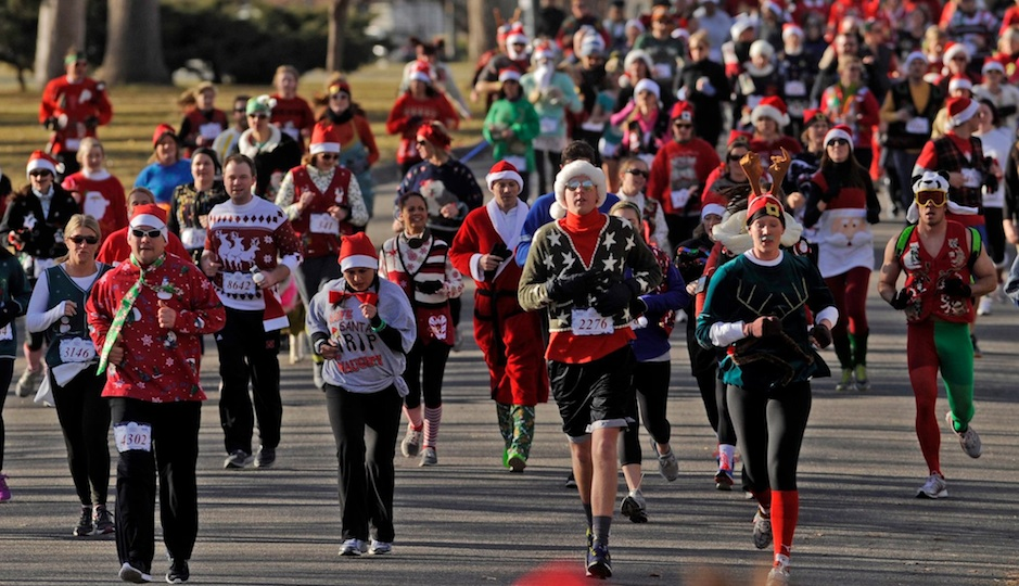 Ugly Sweater Run 5K Hits Philly Next Month - Philadelphia Magazine