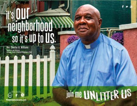 UnLitter Us - Clergyman/Baseball Umpire