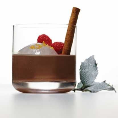 holiday drink General Tso Chocolate Shake