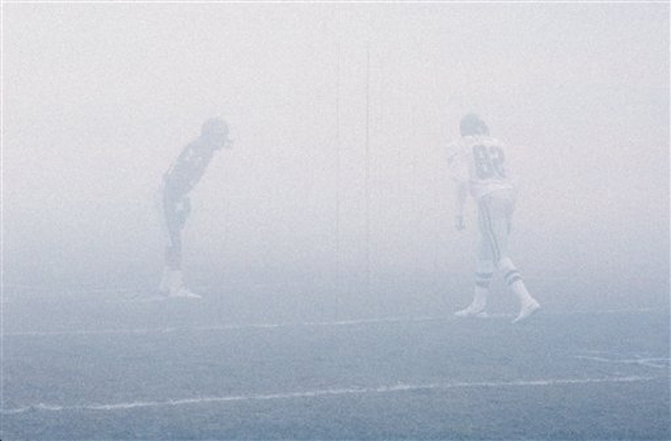 The Fog Bowl, 1988/Wikimedia Commons
