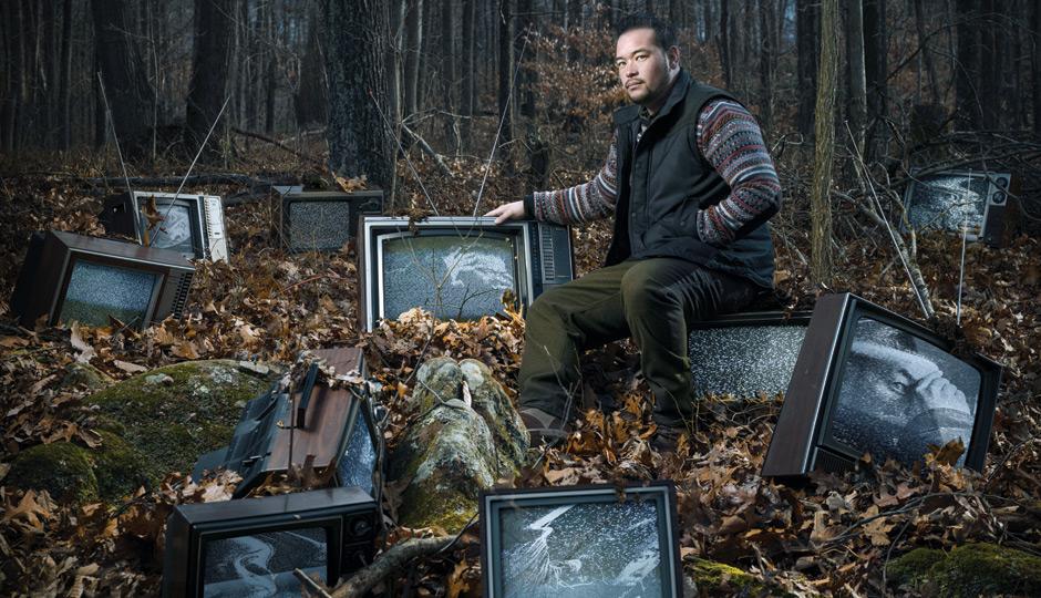 Jon Gosselin in the wilderness Phillymag