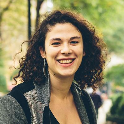 Jessica Goldschmidt, 25