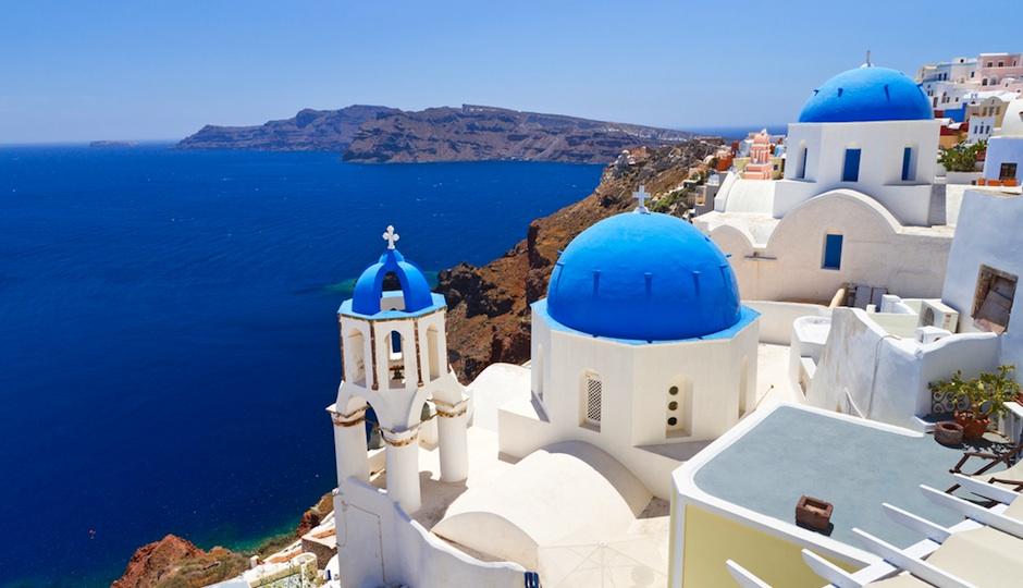 Santorini, Greece/Shutterstock