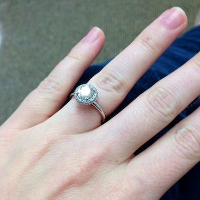 Bethany's ring!