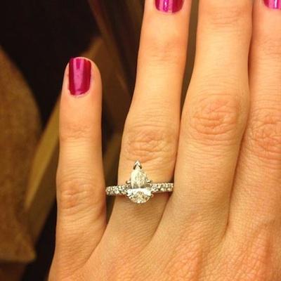 Dani's ring!