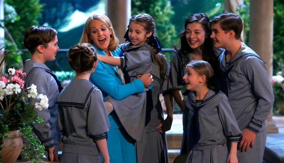 Sound of Music Carrie Underwood