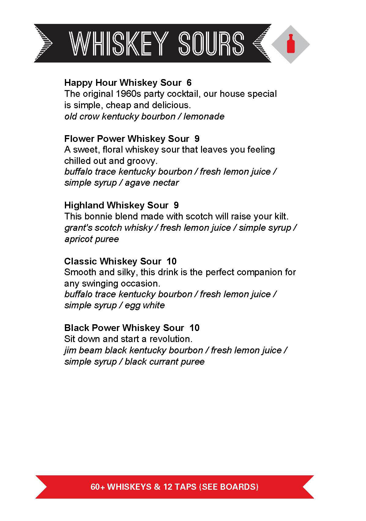 Trestle Whiskey Sours nov2013