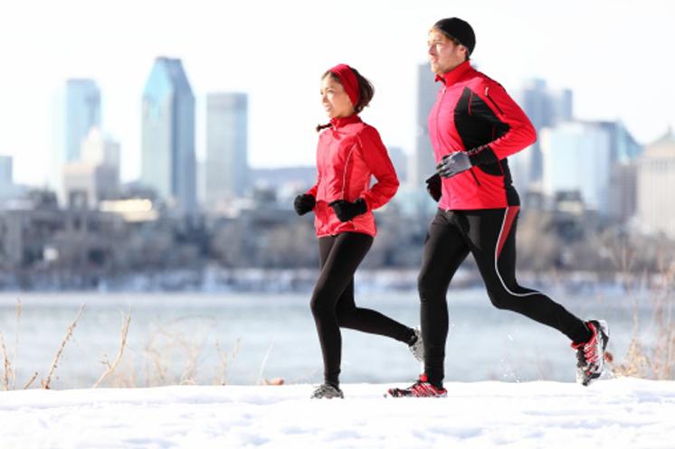 Winter running Blog