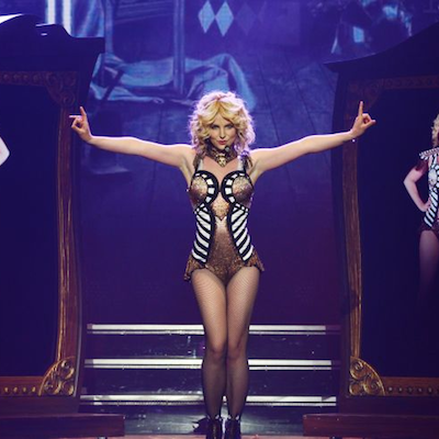 The reviews are in on the first weekend of Britney's vegas residency. Click image for more.