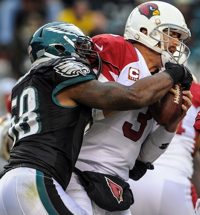 NFL: Arizona Cardinals at Philadelphia Eagles