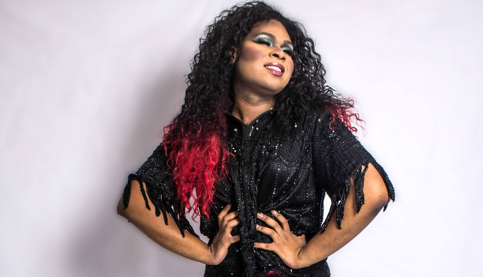 "Organizer Icon-Ebony Fierce promises ""bass-y, twerk-worthy"" tunes at Saturday's ""A Very Phreaky Christmas."""